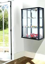 wall mounted glass cabinet wall mounted glass cabinet kitchen modern display cabinets