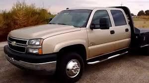 2003 Chevrolet Silverado 3500 _ 4x4 Duramax Flatbed _ Stock # 0446 ...