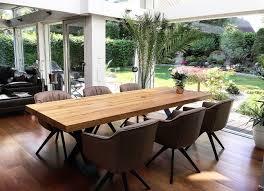 45472289 Massivholztisch Esstisch Tisch Baumtisch Holztisch Aus