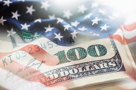 American Flag Website Background Us Economy Set To Continue Slow And Steady Growth