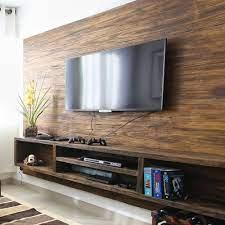 pama led tv wall mount bracket in black