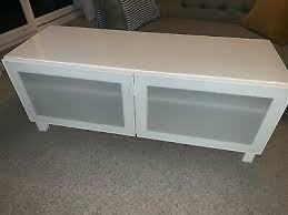 ikea besta tv cabinet white frame