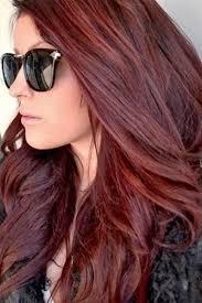dark red brown hair color colors idea in 2018