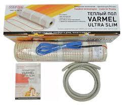 Нагревательный мат <b>Varmel Ultra</b> Slim Twin 1,0-150Вт — купить <b>по</b>