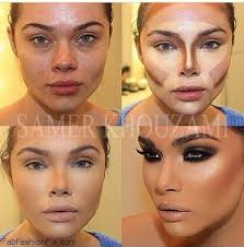highlighting and contouring can be plicated but these step by step video tutorials show us how to apply your make up for the best result check them out