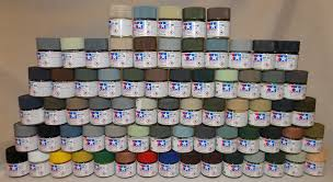 Full Set Of 71 Xf Tamiya Acrylic Paints