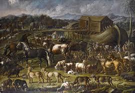 noah s ark painting noahs ark by cajetan roos