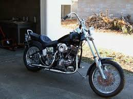 1954 harley panhead motorcycles for sale