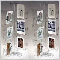 Acrylic Flyer Display Stand Sell Acrylic Brochure Display Stand Rotating Display Standid 20