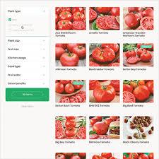 Interactive Tomato Chooser Choose Your Tomato Bonnie Plants