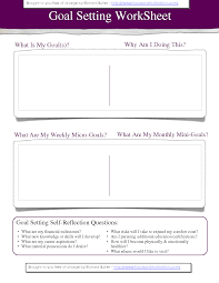 best photos of business goal worksheet template goal personal goal setting worksheet template