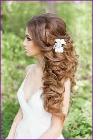 Coiffure Cheveux Bouclés Mariage 362699 Coiffure Femme
