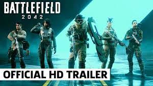 Battlefield 2042 Gameplay Trailer | First Look At New Specialists - YouTube