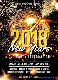 new year real estate flyers 65 best new year flyer print templates 2018 frip in