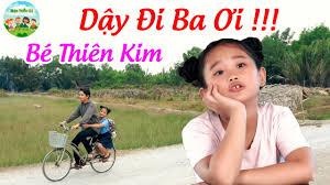 💖Dậy Đi Ba Ơi - Bé Thiên Kim|MV Thiếu Nhi|Dậy đi ba ơi sao ba ngủ hoài|Bài  Hát Thiếu Nhi Hay Nhất💖 - Nhạc thiếu nhi mới nhất. - #1 Xem lời