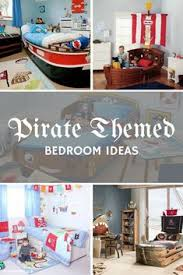 bedroom decor kids bed frames pirate curtains pictures themed trends furniture interalle