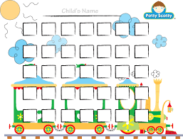 training rewards potty training choo choo chart printables freebies diy