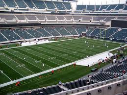 Lincoln Financial Field View From Club Level 36 Vivid Seats