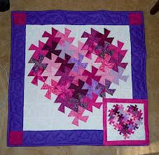 Best 25+ Twister quilts ideas on Pinterest | Twister image ... & twister quilt | ... for making a twister heart, and it was just Adamdwight.com