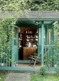 insanely beautiful sublime backyard shed office in which you would love to work homesthetics decor backyard office shed home