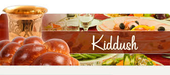 Image result for kiddush