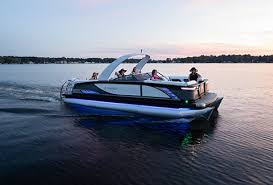 Sanpan Pontoon Boats Godfrey Pontoon
