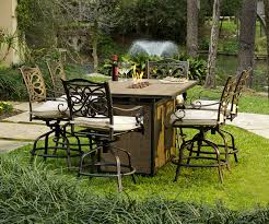 sonora outdoor counter height dining