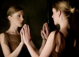 looking in mirror sad. diagnosis: research has shown that more than 90 per cent of women over 40 are looking in mirror sad l