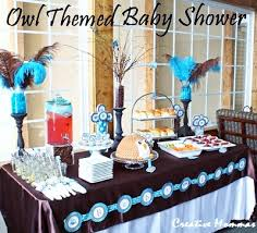 Gender Neutral Owl Printable Baby Shower Decorations U2013 Lilu0027 Sprout Owl Baby Shower Decor