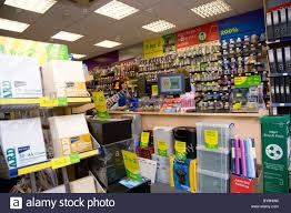 office the shop. England West Sussex Chichester Ryman\u0027s Office Stationery Store Interior With Two Female Shop Assistants Behind Counter. The .