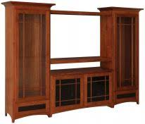 entertainment center with towers. Manidokan Entertainment Center For With Towers