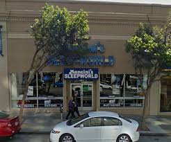 San Francisco Van Ness Mattress and Furniture Store Mancini s