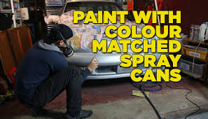 Napa Auto Paint Color Chart How To Paint Your Car With Colour Matched Spray Cans
