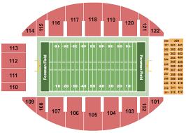 Foreman Field Seating Chart Kornblau Field At S B Ballard Stadium Tickets Norfolk Va