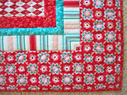 Riley Blake Designs -- Cutting Corners: Recent Blog Articles ... & Sugar & Spice Mitered Border - Finishing School III ~ Border it! Adamdwight.com