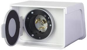 amazon com reliance controls corporation pbn50 50 amp nema 3r Generator Plug Wiring Diagram at Generator Inlet Box Wiring Diagram