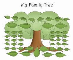 Family Tree Tree Template 30 Free Editable Family Tree Template Simple Template Design