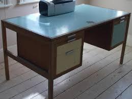 vintage office desk. Vintage Office Desk A