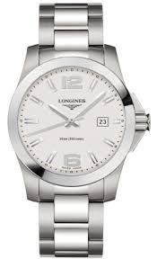 l3 659 4 76 6 longines conquest mens quartz watch longines conquest l3 659 4 76 6 image 0