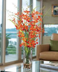 office floral arrangements. Dancing Orchid \u0026 Grass\u003cbr\u003eArtificial Flower Arrangement Office Floral Arrangements