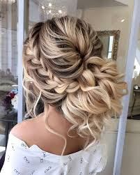 Wedding Hairstyles Down 51 Best Beautiful Braided Updos Wedding Hairstyle To Inspire You