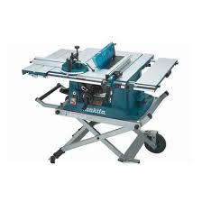 table saw stand. makita 255mm table saw + stand - mlt100 jm27000300