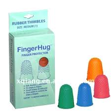 Rubber Finger Tip Size Chart Colored Rubber Finger Tips Acrylic Organizer Paint Rack