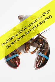 Live Maine Lobster shipped overnight ...