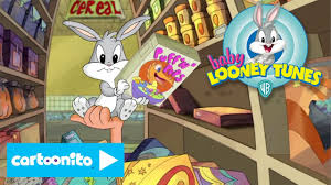 baby looney tunes puff n pops pile up cartoonito