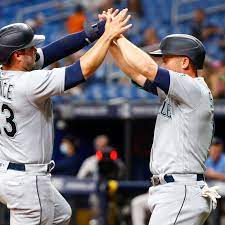 Rays 2, Mariners 8: It was all Mariners ...