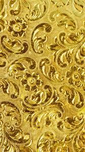 iPhone 6 Pattern Gold Wallpaper ID