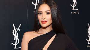 los angeles ca january 10 actress shay mitc attends the ysl beauty club party at the