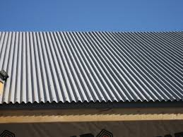 how to correctly apply a metal roof paint in corrugated roofing