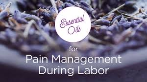 essential oil recipe for lower back pain